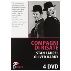 Stanlio & Ollio - Compagni Di Risate (4 Dvd)