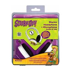 Cuffia Scooby-Doo con microfono