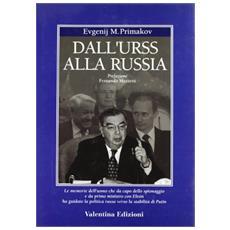Dall'Urss alla Russia