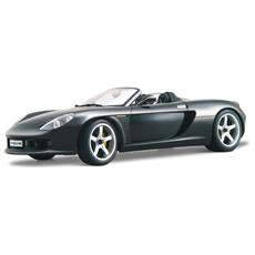 Porsche Carrera Gt 1:18 (Grigio / Nero)