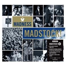 Madness - Madstock! (Cd+Dvd)
