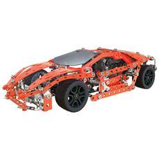 Auto Meccano Lamborghini Aventador con Radiocomando