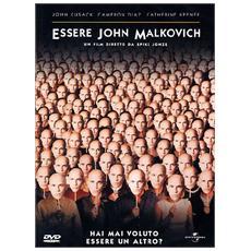 Dvd Essere John Malkovich