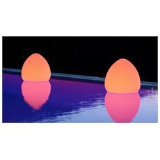 I-LED ROCK - Lampada LED Multicolor da Arredo Rock