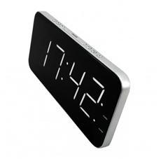 Orologio Sveglia Colore Nero - Modello UR8900SI