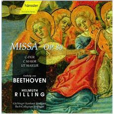 Beethoven Ludwig Van - Messa In Do Maggiore Op. 86