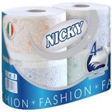 Carta Igienica Fashion X 4