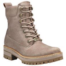 52fe9d1804ee71 TIMBERLAND - Stivali E Stivaletti Timberland Courmayeur Valley Yellow Boot  Scarpe Donna Eu 36