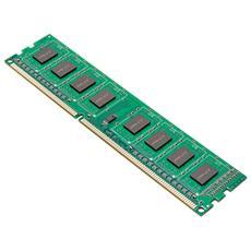 4GB DDR3 1600MHz, DDR3, PC / server, 1 x 4 GB, Verde