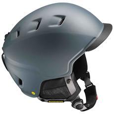 PURSUIT MIPS Sci Polistirene espanso (EPS), Policarbonato Nero casco protettivo