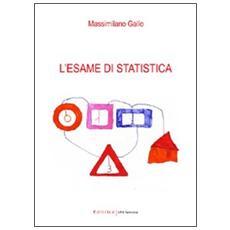L'esame di statistica
