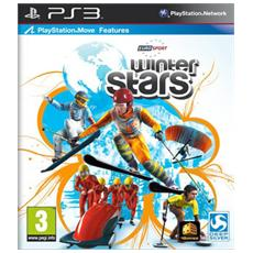 PS3 - Winter Stars (Software per Playstation Move)