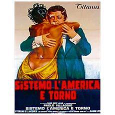 Dvd Sistemo L'america E Torno