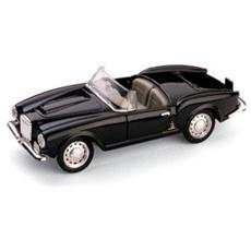 Bm0131-02 Lancia B 24 Aperta 1955 Nero 1:43 Modellino