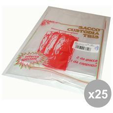 Set 25 Giacca-cappotto 3 Pezzi Art. 0362 R