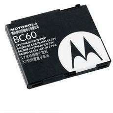 Batteria Pila Originale Bc60 840mah Per L2 L6 L7 V3x C261 Krzr K1 Krazr V8 V9 Razr2