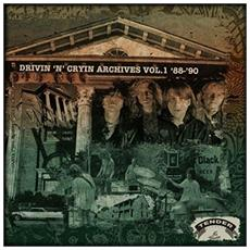 Drvin N Cryin - Archives Vol. 1 88-90
