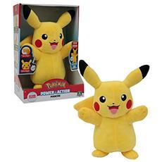 Pokemon - Pikachu Interattivo Luci E Suoni