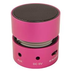 Mini Speaker, 1.0, Incasso, 3W, Senza fili, Bluetooth, soundbar