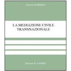 La mediazione civile transnazionale