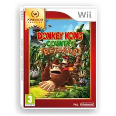 WII - Donkey Kong Country Returns Selects