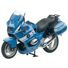 DieCast 1:18 Moto Polizia 55006