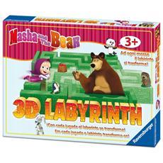 Masha Labirinto Junior 3d