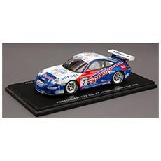 Mx014 Porsche 997 N. 7 Carrera Cup'08 1:43 Modellino