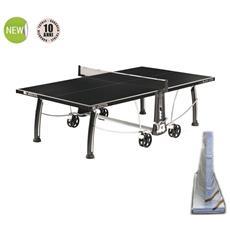 Tavolo Ping Pong + Imballo Sicuro Black Code Outdoor Cornilleau