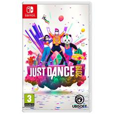 SWITCH - Just Dance 2019 - Day one: 25/10/18