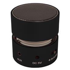 Mini Speaker, 1.0, Incasso, 3W, Senza fili, Bluetooth, Bluetooth