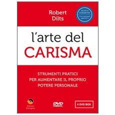 L'arte del carisma. Strumenti pratici per aumentare il proprio potere personale. 4 DVD