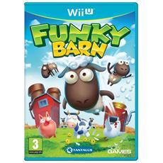 WiiU - Funky Barn