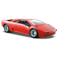Lamborghini Diablo Vintage 1:24 (Rosso)