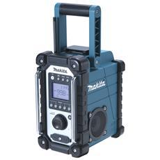 DMR 107 blu radio da cantiere