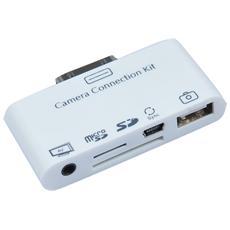 Adattatore Per Ipad Kit Connessione Camera 5 In 1