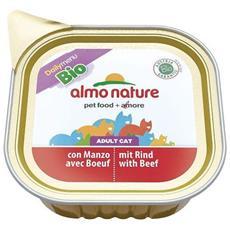 Almo Daily Menu Cane, Con Manzio Bio 100gr