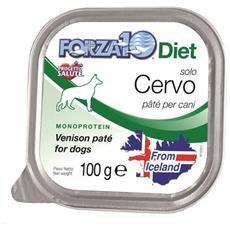 Forza 10 Cane, Solo Dieta Cervo Ap 100 Gr
