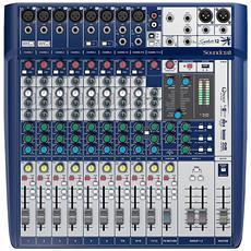 Signature 12 Mixer Usb 12 Canali Con Effetti
