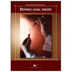Doping: legal theory