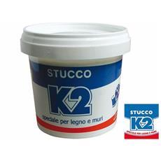 Stucco in Pasta K2 20 KG colore Bianco Speciale per legno e muri - Uso interno