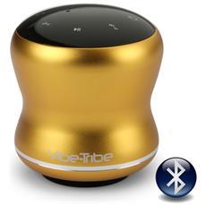 Speaker Wireless Portatile Mamba Bluetooth / NFC Potenza 18W colore Giallo