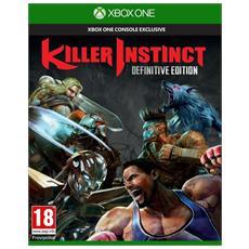 XONE - Killer Instinct Definitive Edition