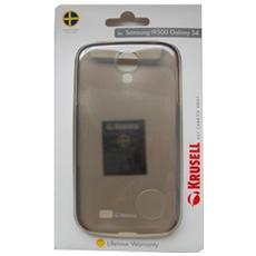 Cover Krusell In Plastica Per Samsung Galaxy S4 I9500 Grigia