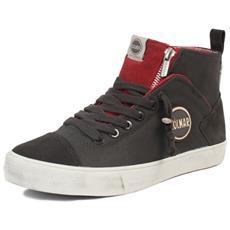 Sneakers Donna Durden Colors 36 Nero Rosa