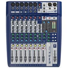 Signature 10 Mixer Usb 10 Canali Con Effetti