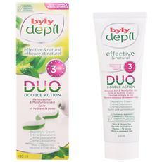 Depil Duo Crema Depilatoria Menta Y Té V Erde Ps 130 Ml