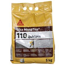 Malta Pronta All'uso Sika Monotop 110 Quickfix - 5kg