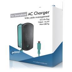AC05198-0002, Interno, Telefono cellulare, Tablet, AC, Nero, Verde