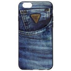 "GUMHCP6DE 4.7"" Cover Blu custodia per cellulare"